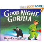 Landon's Book of the Week – Goodnight Gorilla
