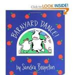 Landon's Book of the Week – Barnyard Dance