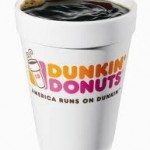 Things I Love – Dunkin Donuts Blueberry Coffee