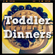 toddler dinners badge