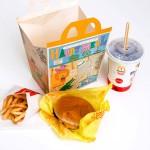 Toddler Dinners: Fast Food Favorites