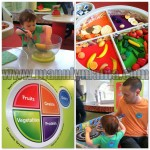 Toddler Dinners: Teaching Moments