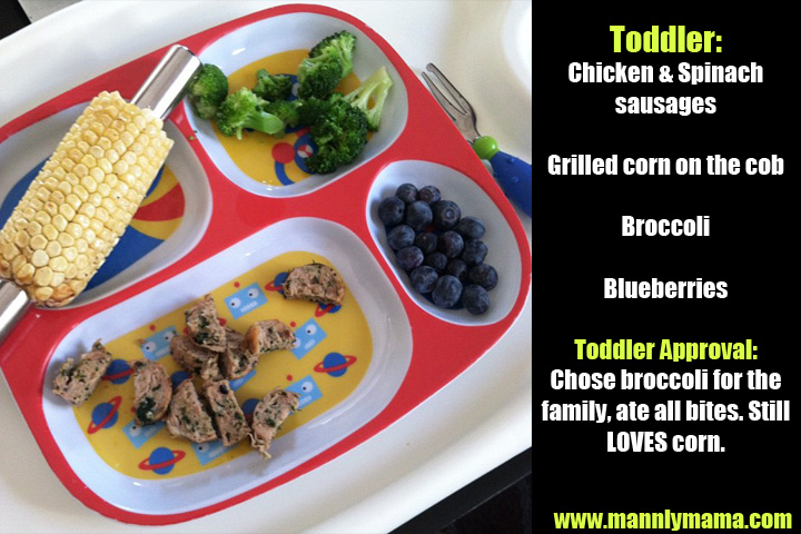 Toddler Dinners The Plates Mannlymama