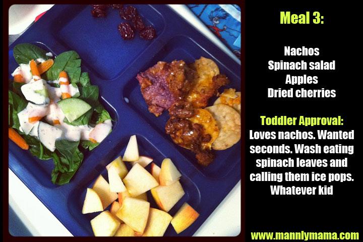 Toddler Dinner 3