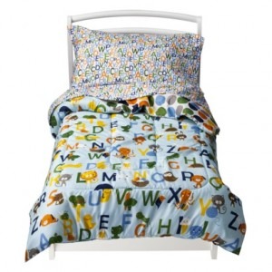 Circo ABC Toddler Bedding