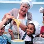 Toddler Dinners: No Baking Way