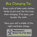 Newborn Tip of the Week #1