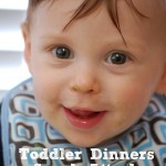 Toddler Dinners: Snacks