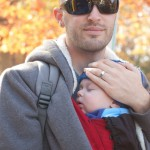 Babywearing Dad Bursts Ovaries