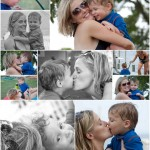 Wordless Wednesday – Mommy and Landon
