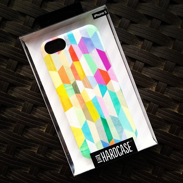 Gelaskins Trapezoid Love iPhone Hardcase