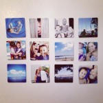 Instagram Magnets by PicPack {A Giveaway!}