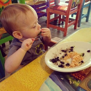 I_had_many_people_looking_at_Ollie_at_dinner_feeding_himself_black_beans__rice_and_avocado._They_were_fascinated._I_barely_did_anything.__toddlerdinners__montessori